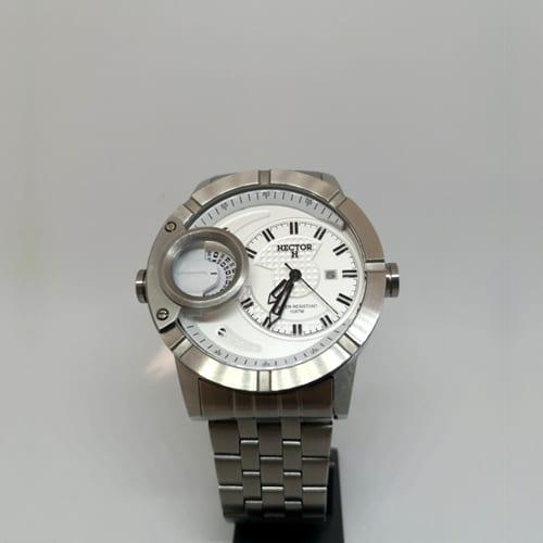 HECTOR H ručni muški sat od nehrđajućeg čelika